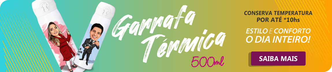 Garrafa Térmica 500ml