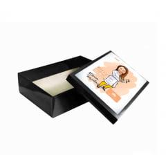 Caixa Personalizada Caricatura - 21x30cm