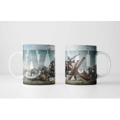 Caneca Gamer - Call Of Duty WWII
